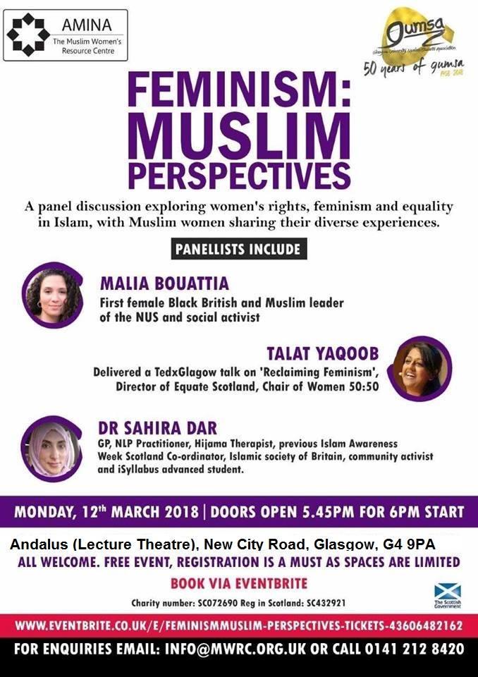Feminism: Muslim Perspectives