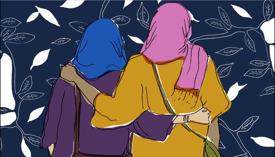 Amina Muslim Women Resource Centre | My Big Beating Voice